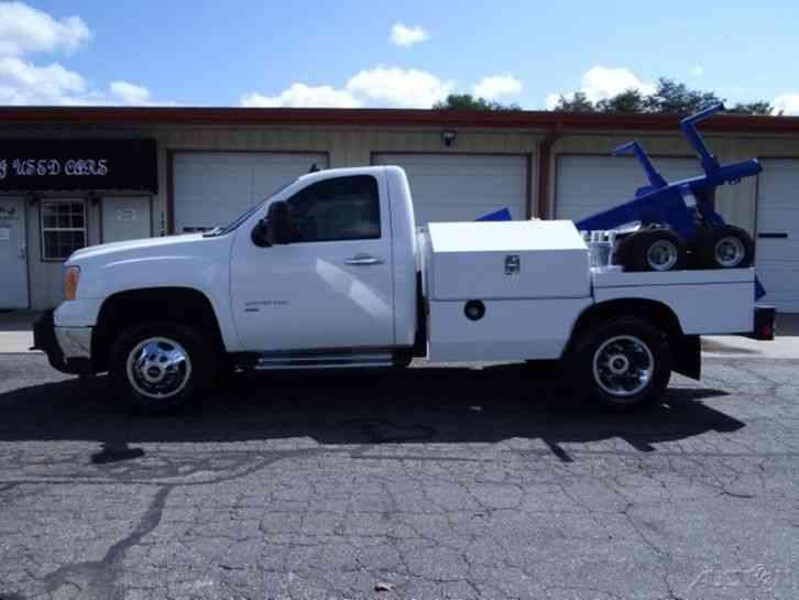 Gmc 2012 Utility Service Trucks
