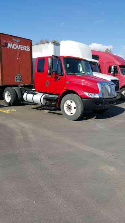 International 4300 2012 Medium Trucks
