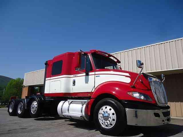 International Prostar Plus 2012 Sleeper Semi Trucks