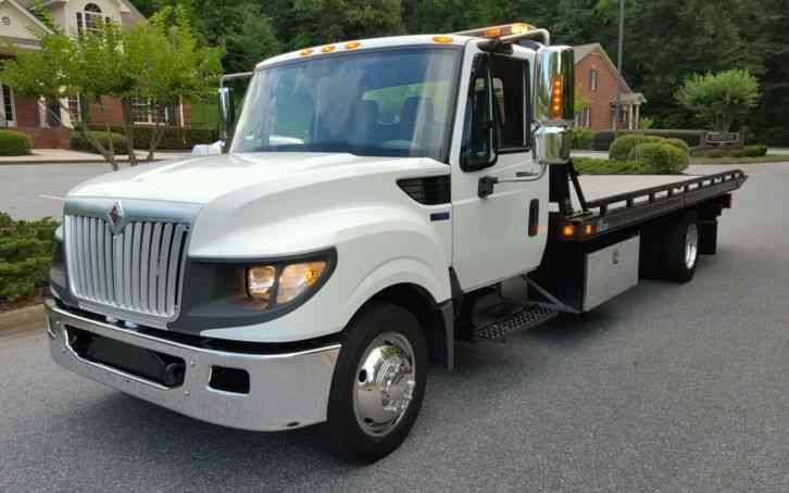 International TerraStar (2012) : Flatbeds & Rollbacks