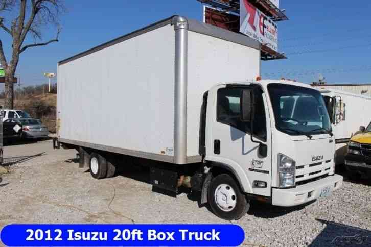 Photos Of Isuzu Box Truck For Sale By Owner