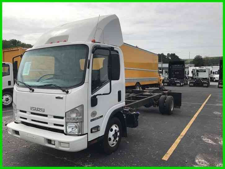 Isuzu NPR HD Cab & Chassis  Low Miles, ONLY 80, 008 (2012)