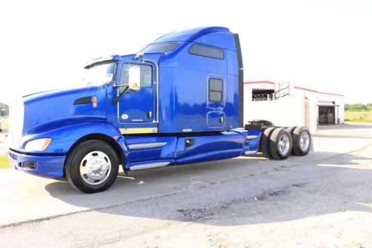 Kenworth W900L w/72 AERODYN $LEEPER (2005) : Sleeper Semi Trucks