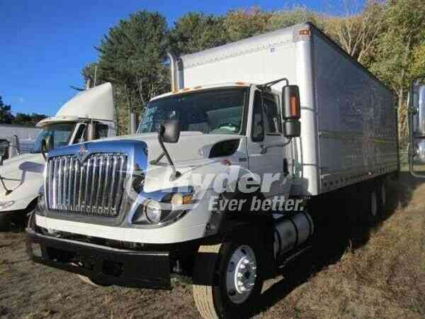 NAVISTAR INTERNATIONAL 7600 -- (2012)