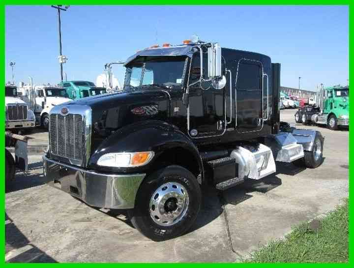 East Texas Diesel Trucks >> Peterbilt 382 (2012) : Daycab Semi Trucks