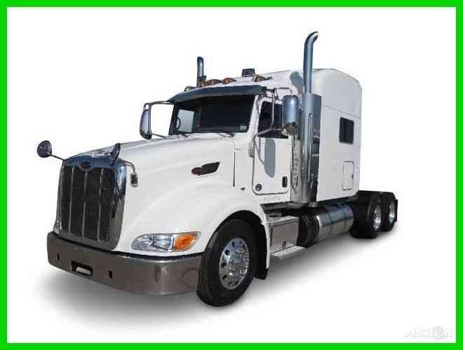 Peterbilt 386 2012 Sleeper Semi Trucks
