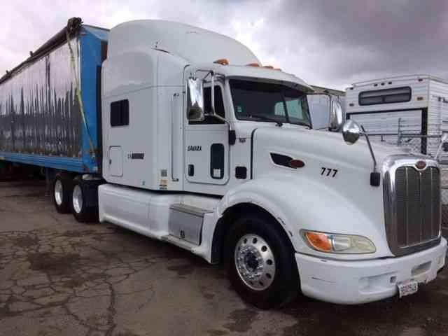 Peterbilt 2012 Sleeper Semi Trucks