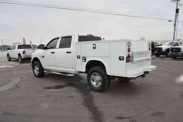 Dodge Diesel Trucks For Sale >> Ram ST Diesel with Utility Bed (2012) : Utility / Service Trucks