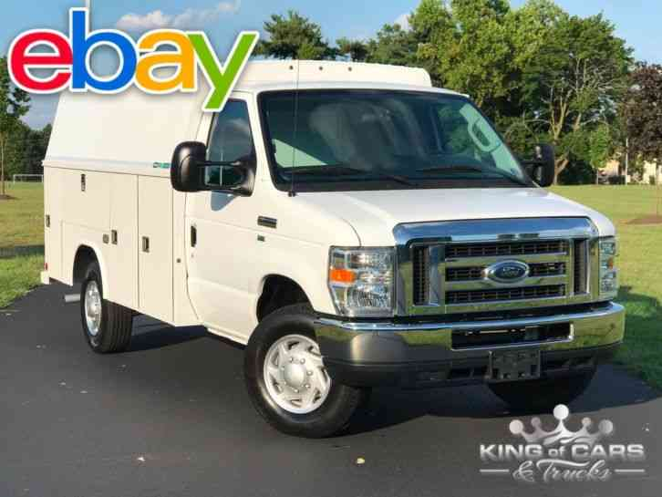 Ford E350 READING KUV SERVICE (2012)