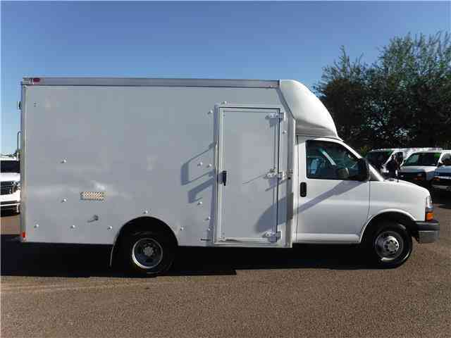 Chevrolet Express Commercial Cutaway N A 2013 Van