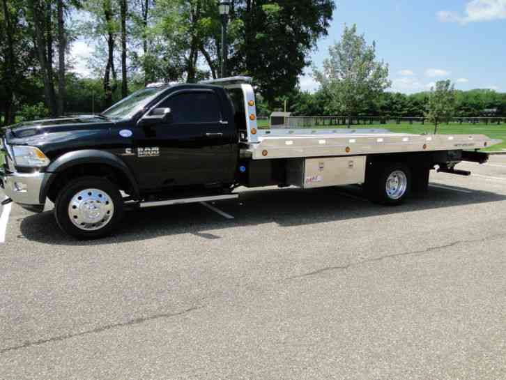 used dodge ram 5500 rollback tow truck for sale autos post. Black Bedroom Furniture Sets. Home Design Ideas