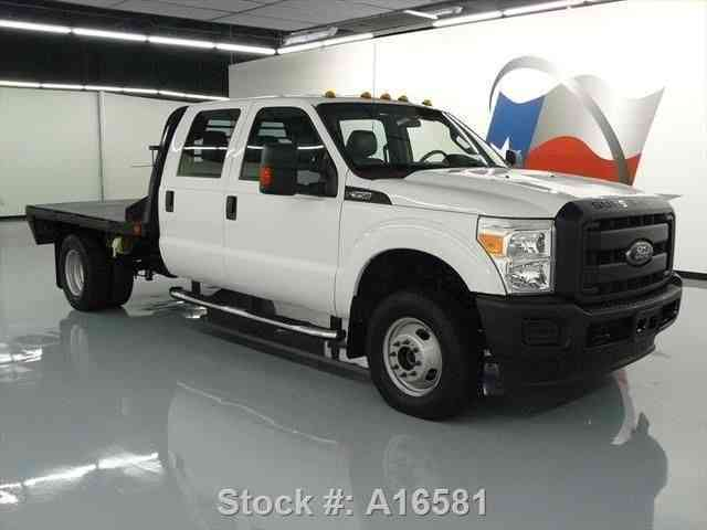 ford dually bed crew jingletruck diesel flat