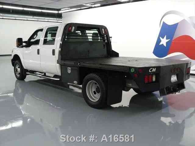 ford dually bed flat jingletruck 4x4 crew enlarge
