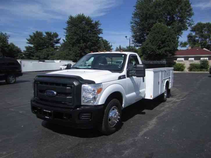 Ford f-350 (2013)