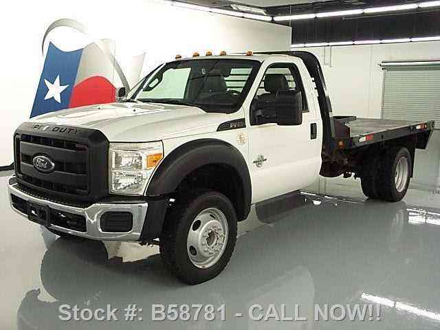 ford f 450 regular cab diesel dually flat bed 2013 commercial pickups. Black Bedroom Furniture Sets. Home Design Ideas