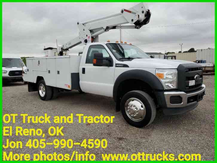 Ford F-550 (2013)