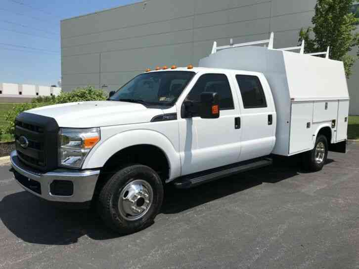 Ford F350 (2013)