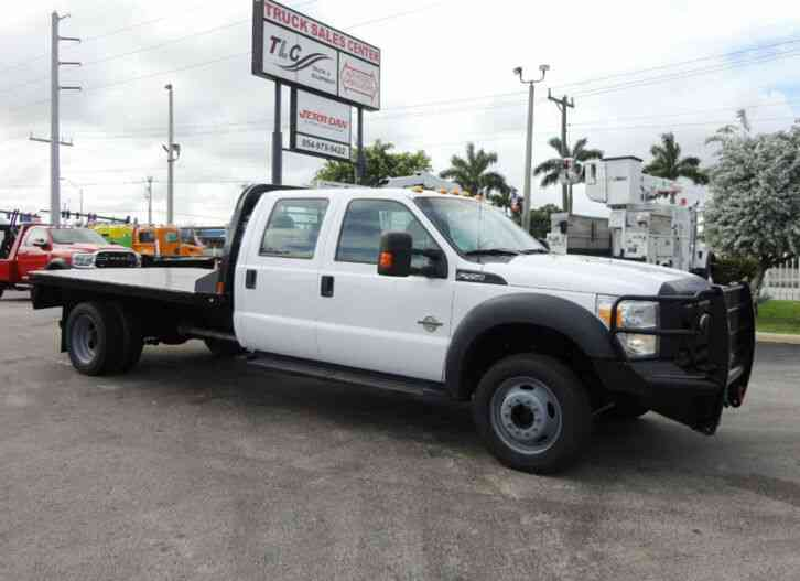 Ford F550 4X4. . *NEW* 11. 4 CM TRUCK BED. . RD2/11'4/97/84/34 SD (2013)