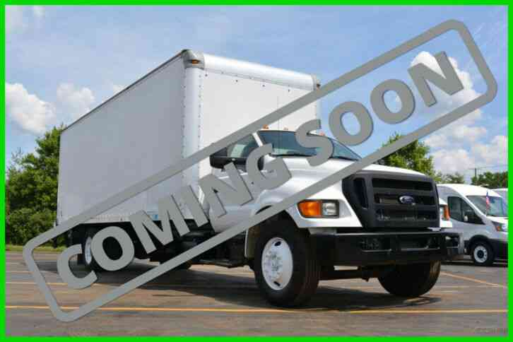 Ford F750 (2013)