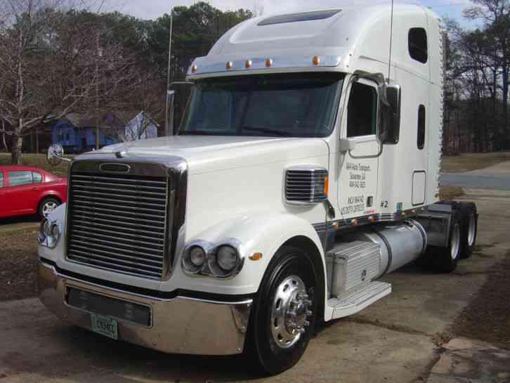Freightliner Coronado (2013) : Sleeper Semi Trucks