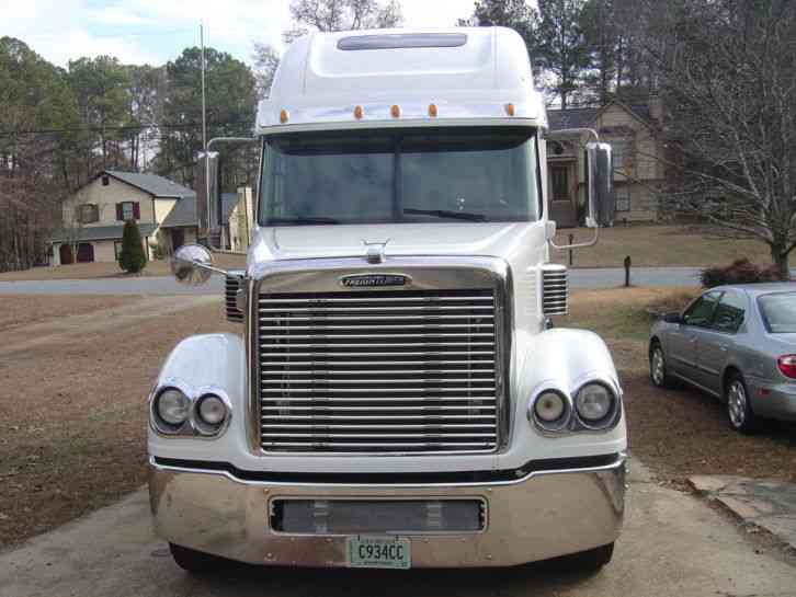 Freightliner Coronado For Sale >> Freightliner Coronado (2013) : Sleeper Semi Trucks