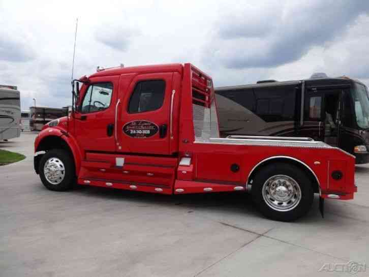 Freightliner Sportchassis 2013 Medium Trucks