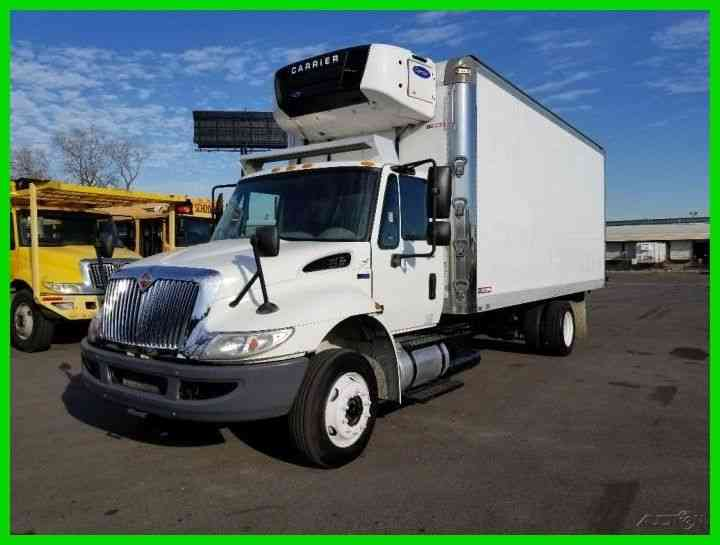 International 4300 Lp 2013 Medium Trucks