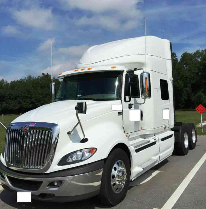 international prostar eagle 2013 sleeper semi trucks