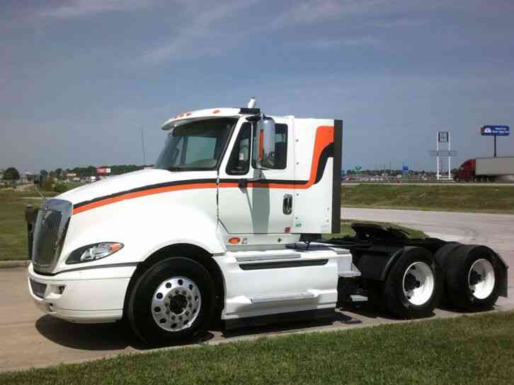 International Prostar + Eagle (2013)