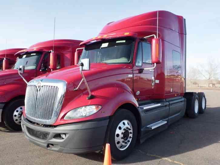 International Prostar 2013 Heavy Duty Trucks