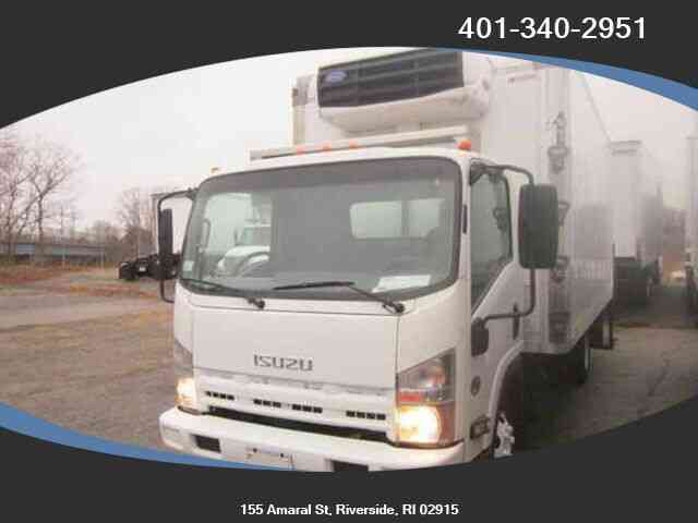ISUZU MED DUTY NPR NPR HD Regular Cab Diesel (2013)