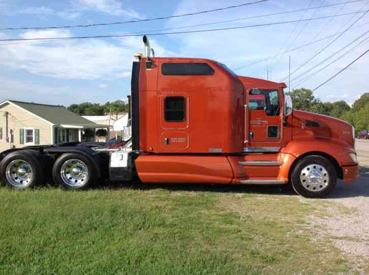 Kenworth T660 (2013) : Sleeper Semi Trucks