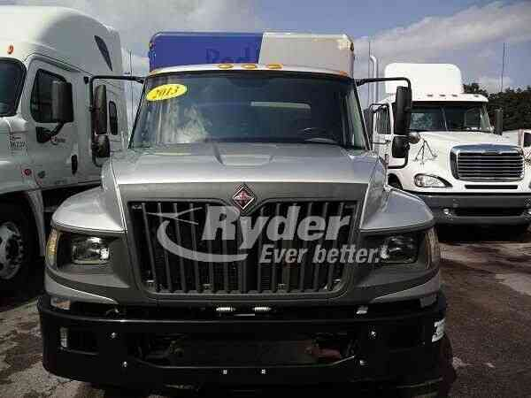 NAVISTAR INTERNATIONAL TERRASTAR -- (2013)
