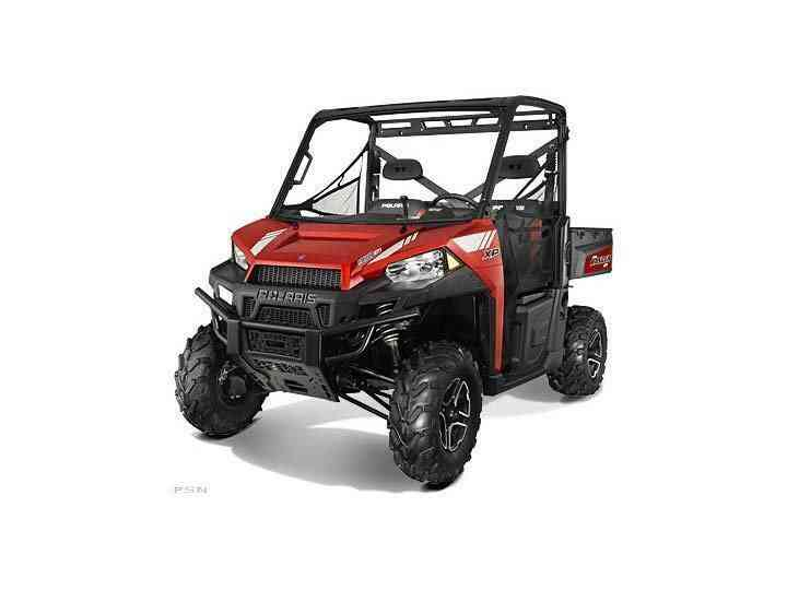 Polaris Ranger XP® 900 EPS LE (2013)