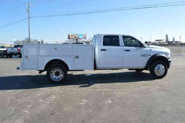 Dodge Ram Truck Bed For Sale >> Dodge SLT 4WD DRW Diesel Utility Bed (2013) : Utility / Service Trucks