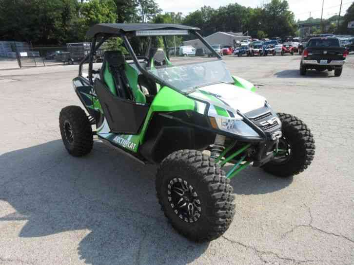 Arctic Cat Wildcat™ X -- (2014)