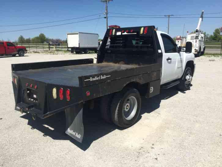 Chevrolet 3500hd 2014 Light Duty Trucks