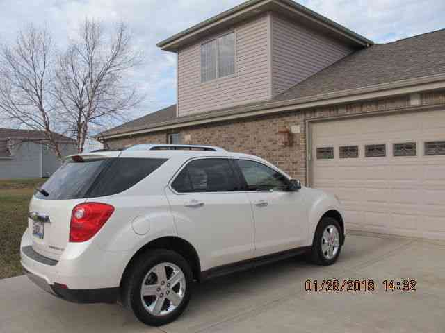chevrolet chevy equinox 2014 utility service trucks. Black Bedroom Furniture Sets. Home Design Ideas