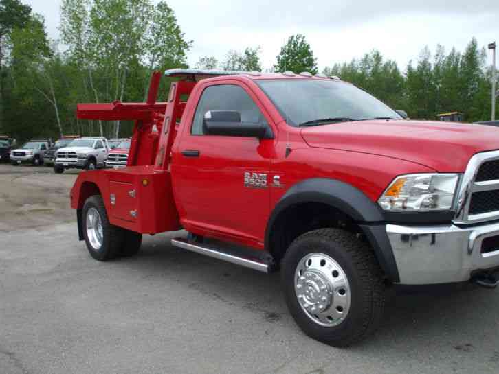 New Dodge Ram 5500 4x4 With A Sleeper Autos Post