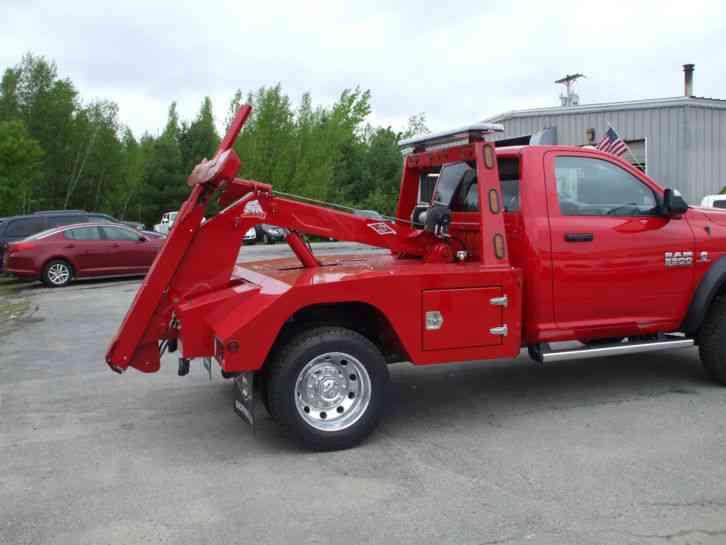 Dodge 5500 (2014) : Wreckers