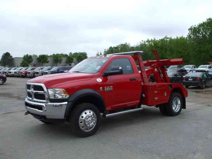 Dodge 5500 2014 wreckers for 5500 3