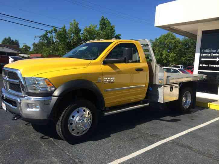 Dodge 5500 2014 Light Duty Trucks