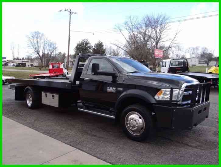 used dodge ram 5500 rollback tow truck for autos post. Black Bedroom Furniture Sets. Home Design Ideas