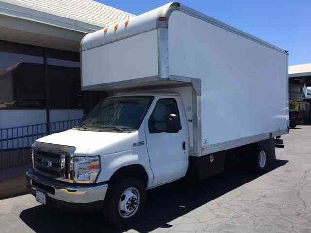 Commercial Vehicles For Sale In Northern California: E450 Commercial Box Trucks For Sale