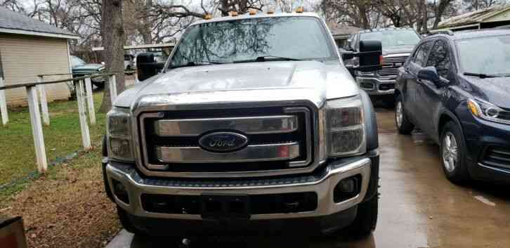 Ford F-450 (2014)