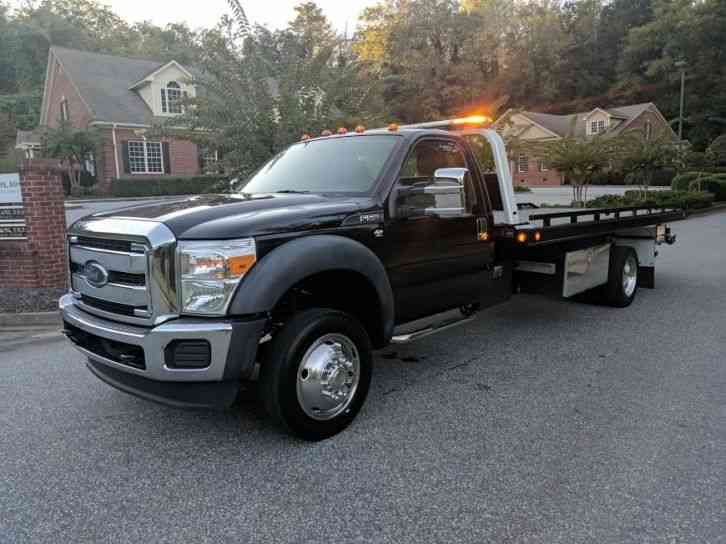 Ford F-550 XL Super Duty (2014)