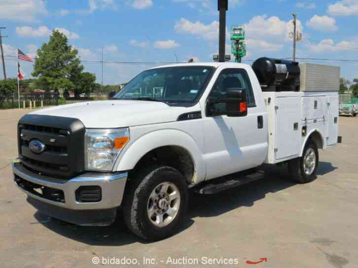 Ford F250 Super Duty (2014)