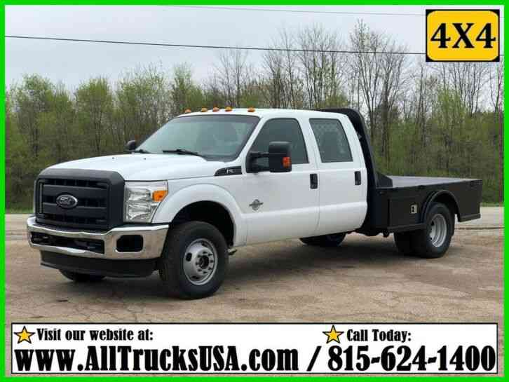 Ford F350 4X4 (2014)