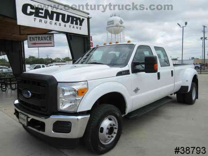 FORD F350 4X4 DRW (2014)