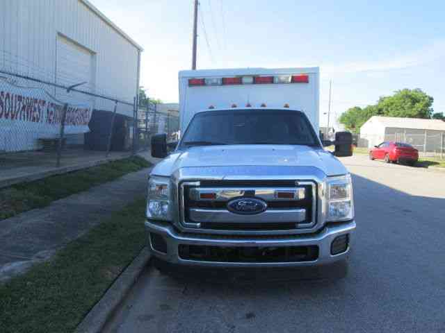 Ford F350 (2014)